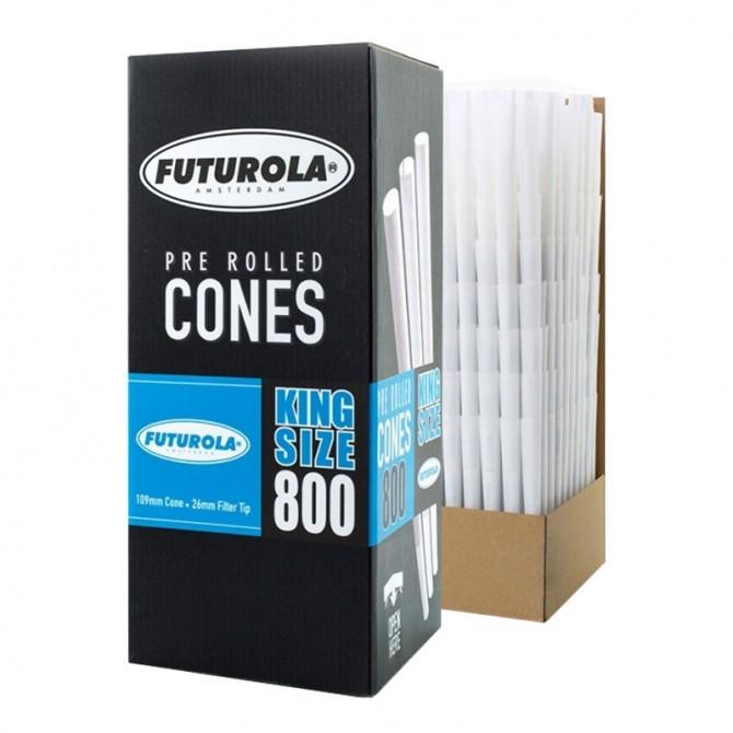 Futurola Pre Roll Cones - King Size