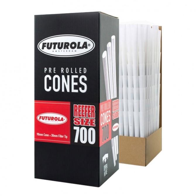Futurola Pre Roll Cones - Reefer Size